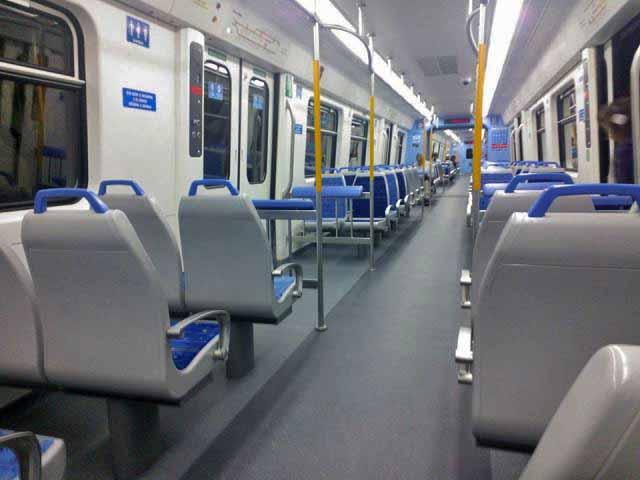 Os novos preços do transporte em Buenos Aires, trens
