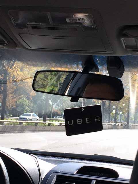 Uber (Foto: Abhijit Bhaduri)