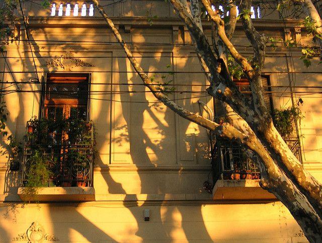 O clima de Buenos Aires, outono (Foto: blmurch)