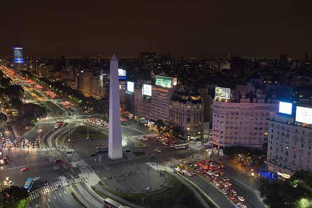 Onde se hospedar em Buenos Aires, obelisco (Foto: Rodrigo Paredes)