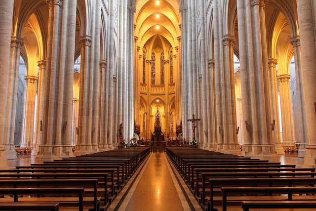 Catedral de La Plata (Foto: Yasmin Pinheiro)