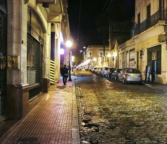 Segurança em Buenos Aires, San Telmo