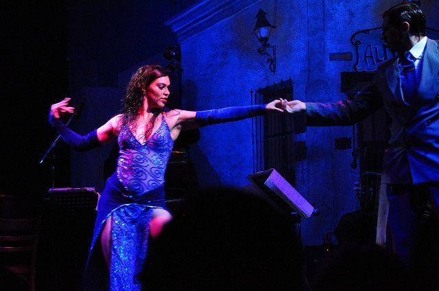A gorjeta, show de tango (Foto: Geoff Livingston)