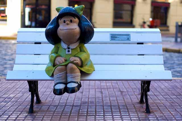 O que fazer em San Telmo, Mafalda (Foto: blmurch)
