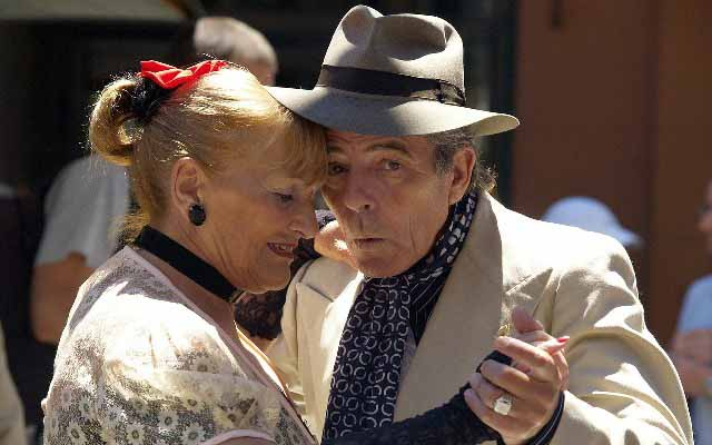 O que fazer em San Telmo, tango