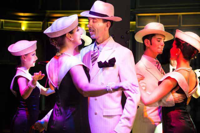 Tango em Buenos Aires, El Querandi