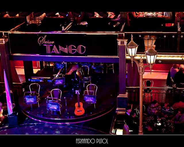 Tango em Buenos Aires, Señor Tango (Foto: Fernando Pujol)