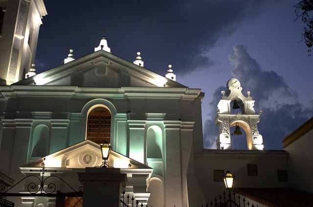 O que fazer na Recoleta, Igreja del Pilar (Foto: Andrés Moreira)