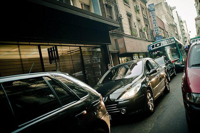 Ir a Buenos Aires de carro (Foto: foradoeixo)