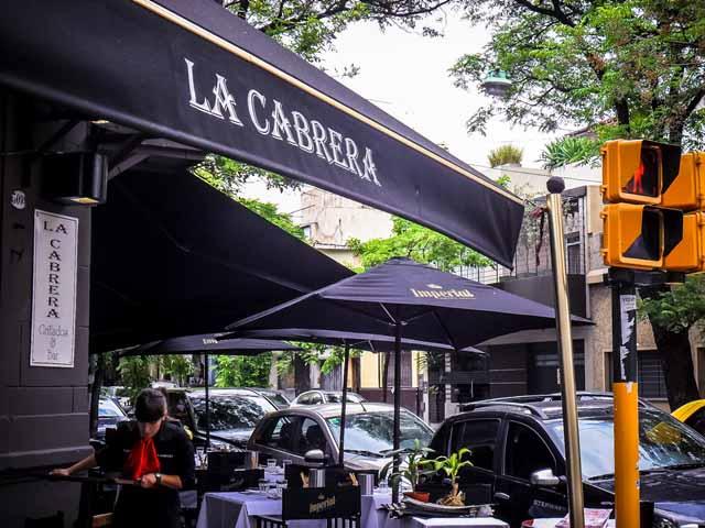 O que fazer em Palermo Soho, La Cabrera