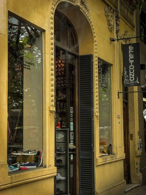 O que fazer em Palermo Soho, boutiques