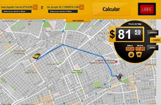 Uber, Cabify, Taxista Virtual