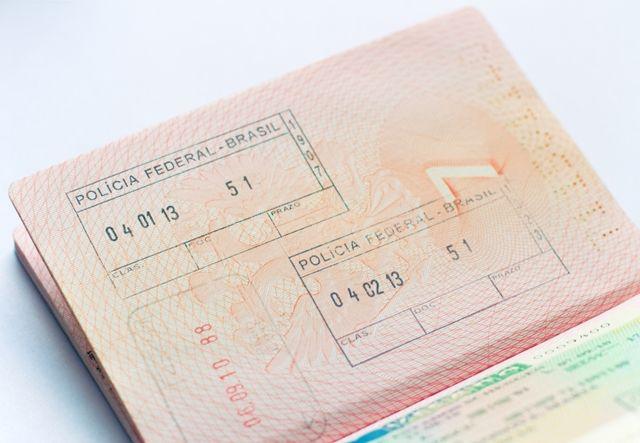 Validade do RG, passaporte 1