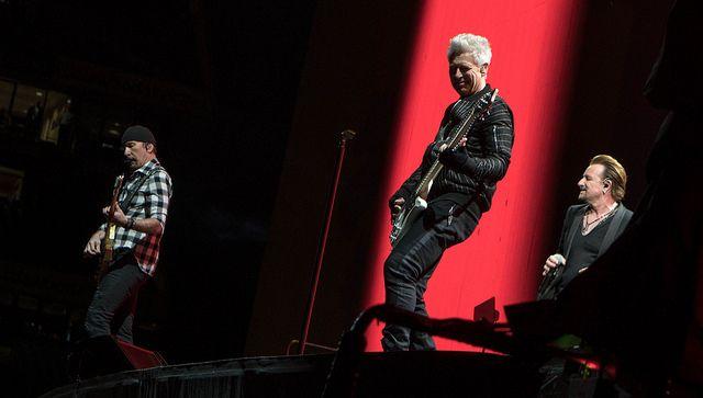 U2 em Buenos Aires (Foto: U2start)