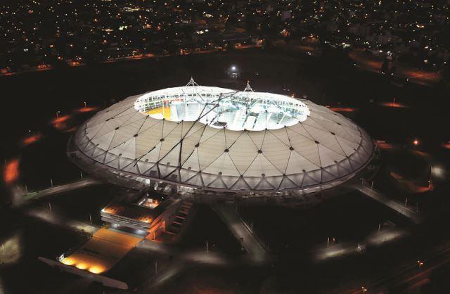 Estádio Único de La Plata, U2 em Buenos Aires (Foto: Commons Wikimedia)