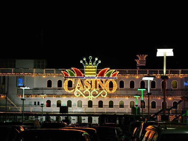 O que fazer em Puerto Madero, casino