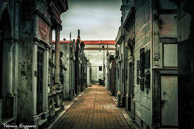 Cemitério da Recoleta, City Tour por Buenos Aires