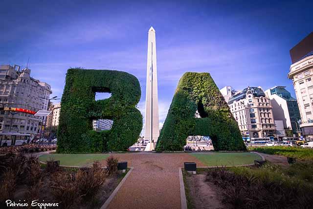 Obelisco, City Tour por Buenos Aires
