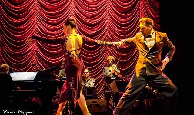 Piazzolla Tango, casal 1