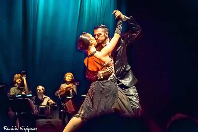 Piazzolla Tango, casal 2