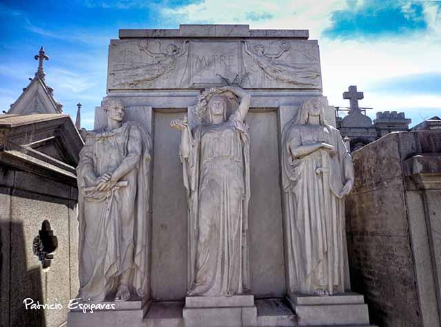Cemitério da Recoleta 2