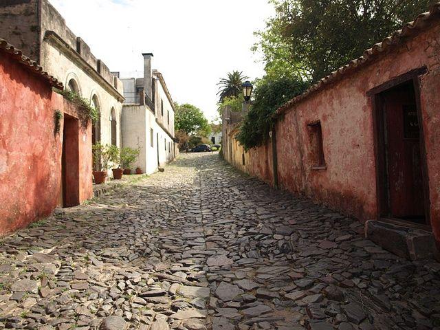 Colonia del Sacramento, Rua dos Suspiros (Foto: The Travelista)