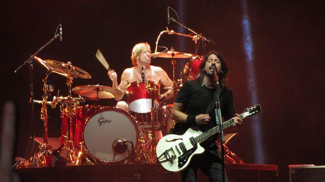 Shows de Rock em Buenos Aires 2018, Foo Fighters (Foto: Ed VIII)